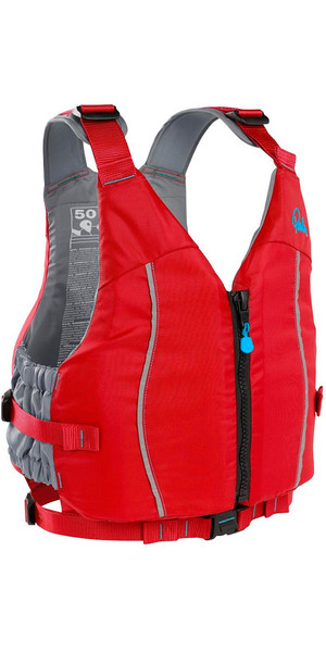 2018 Palm Quest 50N Buoyancy Aid Red 11459