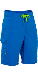 2021 Palm Skyline Board Shorts Blue 11753