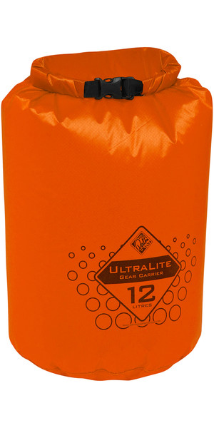 2019 Palm Ultralite Gear Carrier / Dry Bag 12L Orange 10437