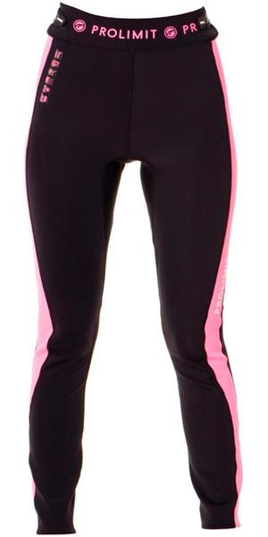 Prolimit Ladies SUP 1mm Airmax Neoprene Trousers Black / Pink 64750