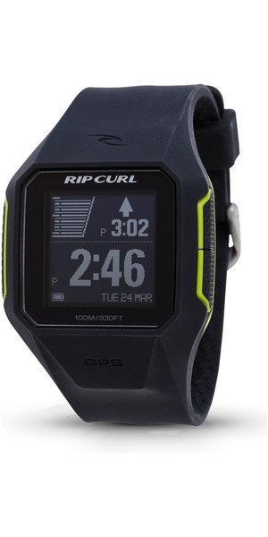 2018 Rip Curl Search GPS Smart Surf Watch in Charcoal A1111