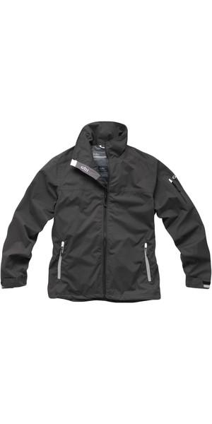 2018 Gill Womens Crew Lite Jacket GRAPHITE 1042W