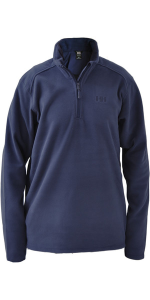 Helly Hansen Mens Daybreaker 1/2 Zip Fleece NAVY 50844
