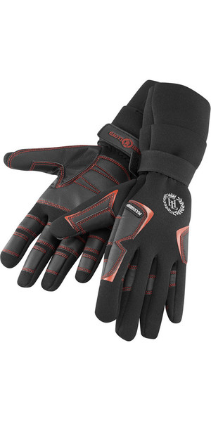 2018 Henri Lloyd 3mm Neoprene Winter Gloves BLACK Y80057