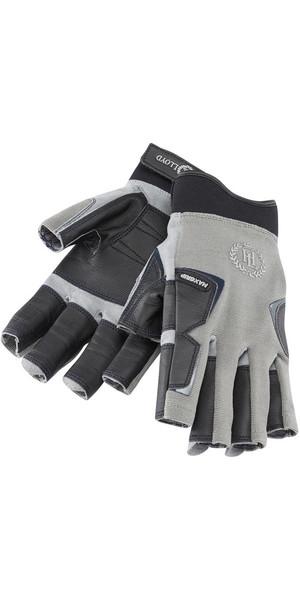 2019 Henri Lloyd Pro Grip Short Finger Glove TITANIUM Y80054