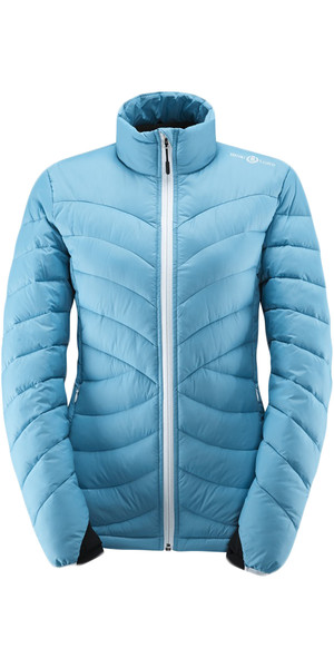 Henri Lloyd Womens Aqua Down Jacket BALTIC BLUE S00350