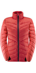 Henri Lloyd Womens Aqua Down Jacket CORAL S00350