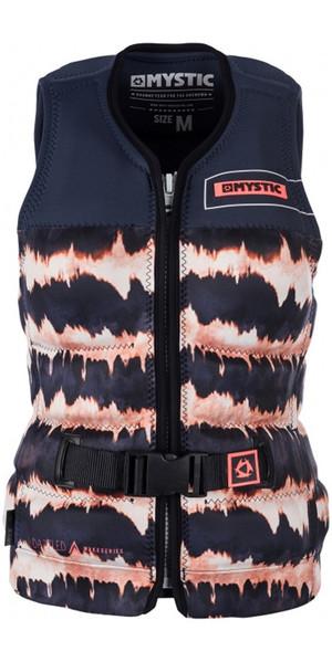 Mystic Womens Dazzled Impact Vest PINK 170333