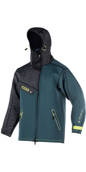 2019 Mystic Ocean Neoprene Jacket TEAL 170274