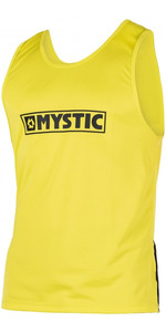Mystic Star Loose Fit Quick Dry Tank Top LIME 150505