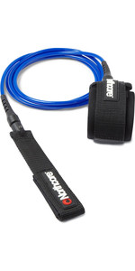 2020 Northcore 6mm Surfboard Leash 8FT - BLUE NOCO56C