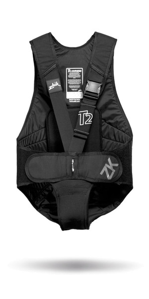 2019 ZHIK T2 HARNESS BLACK TRAP20