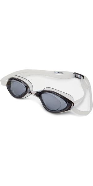 2018 2XU Rival Smoke Goggles BLACK / CLEAR UQ3977