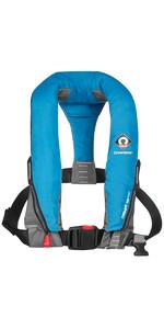 2019 Crewsaver Crewfit 165N Sport Automatic Lifejacket - Blue 9010BA