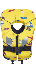 2020 Crewsaver Euro 100N Lifejacket YELLOW - BABY & CHILD 10170