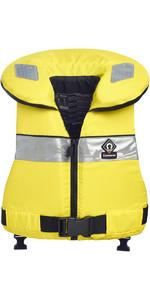 2019 Crewsaver Euro 100N Lifejacket YELLOW - LARGE CHILD & JUNIOR 10171
