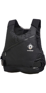 2021 Crewsaver Junior Pro 50N Side Zip Buoyancy Aid Black / Grey 2621J