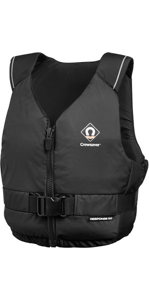 2018 Crewsaver Response 50N Buoyancy Aid Black 2601