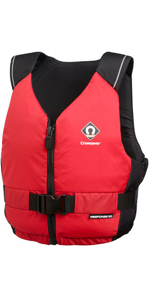 2019 Crewsaver Junior Response 50N Buoyancy Aid Red 2600J