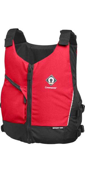 2018 Crewsaver Sport 50N Buoyancy Aid Red 2610