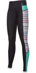 Dakine Womens Persuasive Surf Leggings ZANZIBAR 10001050