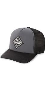 Dakine Lock Down Trucker Cap BLACK / CHARCOAL 10001269