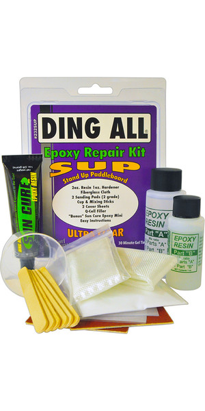 2018 Ding All SUP Epoxy 2oz Repair Kit #232sup