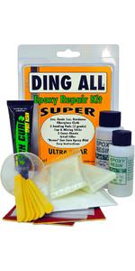 Ding All Super Epoxy 2oz Repair Kit #232E