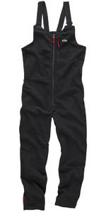 2021 Gill I4 Fleece Salopettes Black 1489