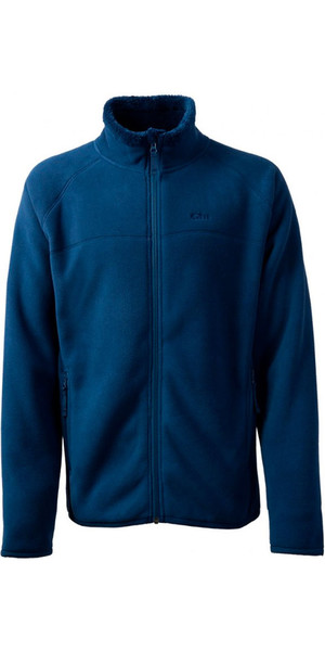 2018 Gill Mens Polar Fleece Jacket Dark Blue 1700