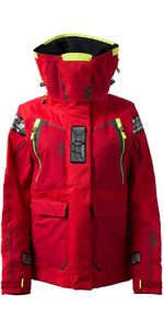 2019 Gill Womens OS1 Offshore Ocean Jacket in RED OS12JW