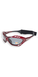 2019 Gul CZ Evo Floating Sunglasses Maroon / Black SG0007-B2