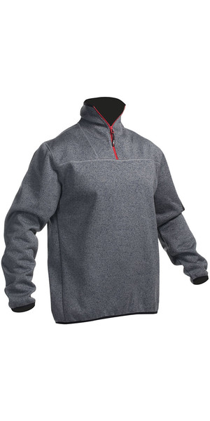 Gul Code Zero Technical Fleece Lined Windproof Gunmetal TA0009