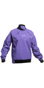 2020 Gul Gamma Womens Taped Spray Top Violet ST0033-B2