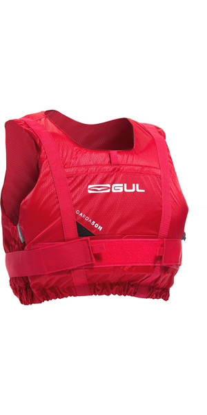 2019 Gul Garda 50N Buoyancy Aid Red GM0002-A9