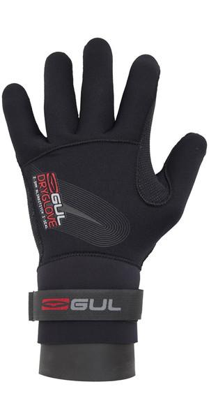 2019 Gul Junior 2.5mm Dry Glove Black GL1233-A6