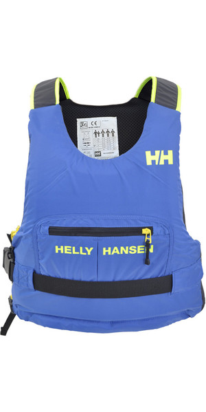2018 Helly Hansen 50N Rider Race Plus + Buoyancy Aid Olympian Blue 33823