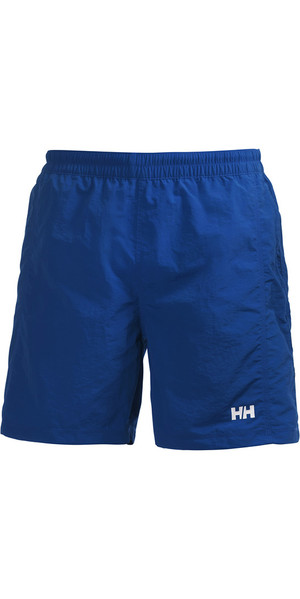 2019 Helly Hansen Carlshot Swim Shorts Olympian Blue 55693