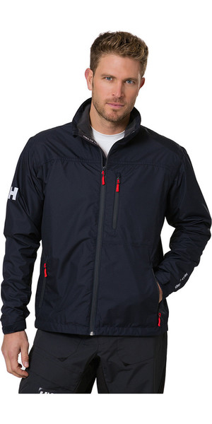 2019 Helly Hansen Crew Midlayer Jacket Navy 30253