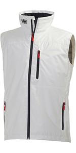 2020 Helly Hansen Crew Vest WHITE 30270
