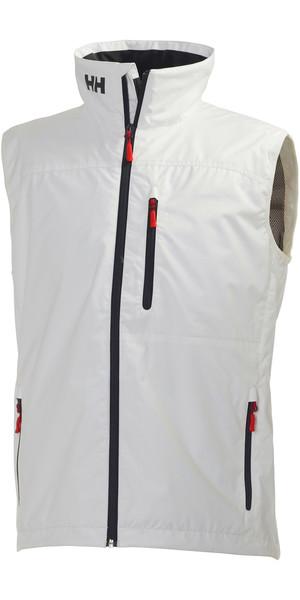 2018 Helly Hansen Crew Vest WHITE 30270