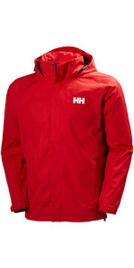 2019 Helly Hansen Dubliner Jacket Flag Red 62643