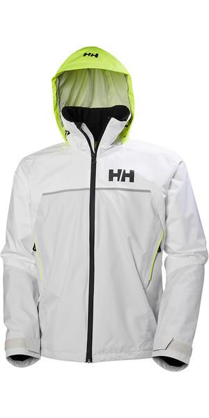 2018 Helly Hansen Fjord Jacket Nimbus Cloud 33878