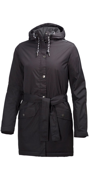 Helly Hansen Ladies Lyness Insulated Coat Black 62462