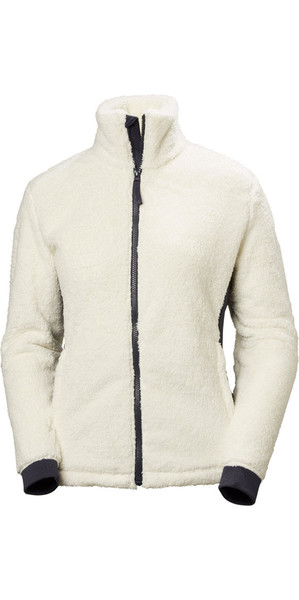 2018 Helly Hansen Ladies Precious Fleece Jacket Off White 51798