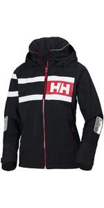 2019 Helly Hansen Womens Salt Power Jacket Navy 36279