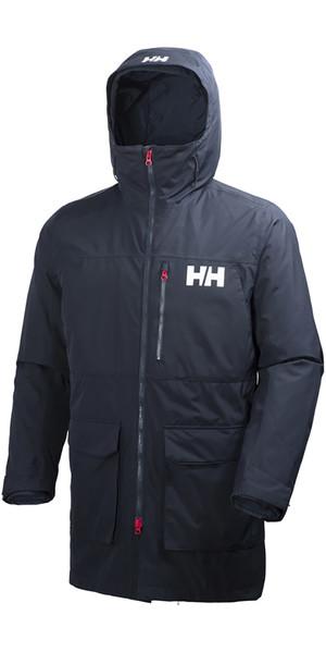 2018 Helly Hansen Rigging Coat Navy 62609