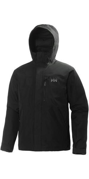 2018 Helly Hansen Squamish CIS 3-in-1 Jacket Black 62368