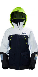 2019 Helly Hansen Womens Pier Coastal Jacket Navy 33886