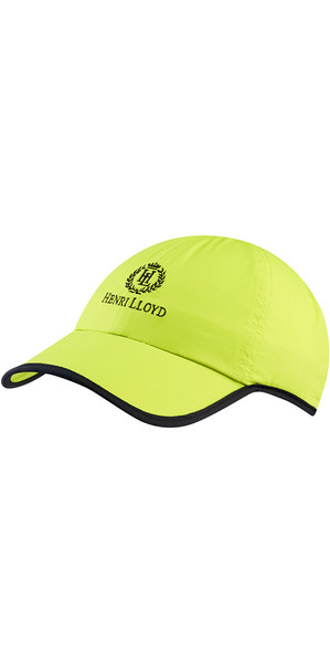 2018 Henri Lloyd Breeze Cap Lime Y60094